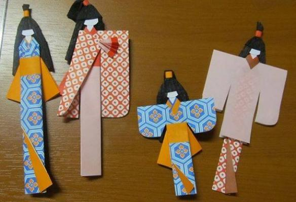 Workshop of the Origami Dolls